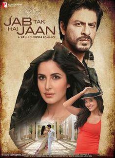 """Jab Tak Hai Jaan,"" - a brilliant bollywood film, very dramatic! This film tells the story of Akira Rai who… Best Bollywood Movies, Watch Bollywood Movies Online, Hindi Movies Online, Bollywood Songs, Bollywood Actors, Bollywood Celebrities, Bollywood Posters, Bollywood Cinema, Shahid Kapoor"