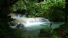 Port Vila, Vanuatu... such a beautiful place where the waterfall is at
