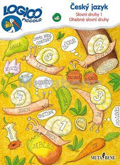 Český jazyk Slovní druhy 1 Education, School, Children, Languages, Young Children, Boys, Kids, Onderwijs, Learning