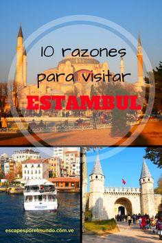 Guía de Viaje Turquia. Viajes a Estambul. 10 Razones para ir. #travelguide