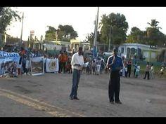 INICIO DEL EVENTO TRES DIAS CON EL PUEBLO 28-11-14 ORGANIZADO POR DANIEL...