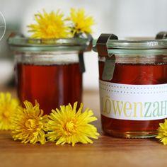 Rezept: Löwenzahnhonig - Milarella