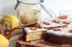 Gato di Almendra  Mallorquinischer Mandelkuchen – ohne Mehl, glutenfrei, laktosefrei, ohne Milchprodukte, optional fructosearm