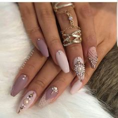 Madly in love with these nails by @riyathai87 You must follow this account for beautiful nail inspirations!! - FOLLOW & OUT @Premiereextensions & OUT @Premiereextensions http://ift.tt/2coPqkj http://ift.tt/2coPqkj #hairplug #hairmob #millionmamas #shimmer #cosmetology #beautyaddict #beautyblogger #makeup_features #makeupvideox #makeupvideo #makeupvideos #makeup #hudabeauty #wakeuptoslay #batalash #dressyourface #wakeupandmakeup #liveglam #beautyeditor #beautyadvertisers #beautypromoter…
