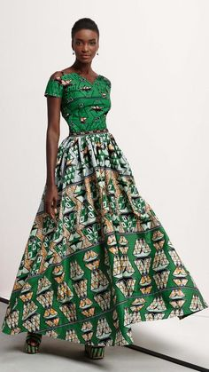 Dutch Fabric Company Vlisco Unveils Gorgeous New Look Book