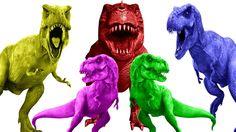 Finger Family Songs | Dinosaur Finger Family Rhymes | 3D Dinosaur Finger Family | Children Songs https://youtu.be/O0W626uDMQY