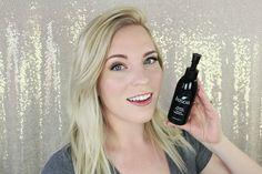 Boscia Detoxifying Black Cleanser   DEMO & REVIEW