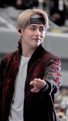Hes cute but still rude #Taehyung #V #KillerV #Tiger