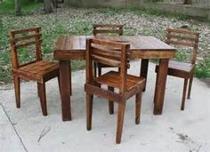 pallet building stained - Yahoo Search Results