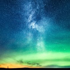 The Beauty of Finland & Iceland Captured Through Multiple Exposure Landscapes by Mikko Lagerstedt