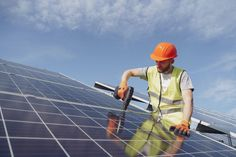 BuildingGreen shares their picks for innovative products and technologies this year. 12 Volt Solar Panels, Best Solar Panels, Solar Energy System, Solar Power, Best Commercials, Solar Panel Installation, Renewable Energy, Green Building, Construction