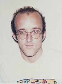 From Hedges Projects, Andy Warhol, Andy Warhol, Polaroid Portrait of Keith Haring Polaroid, 11 × 10 in Jm Basquiat, Jean Michel Basquiat, Keith Haring, Haring Art, Andy Warhol, Pittsburgh, Keith Allen, Berlin, New York Art