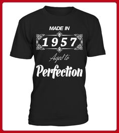 Made In 1957 - St patricks day shirts (*Partner-Link)