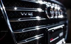 2012 Audi A8 W12