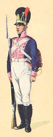 Bavaria: Grenadier 7th Infantry Regiment