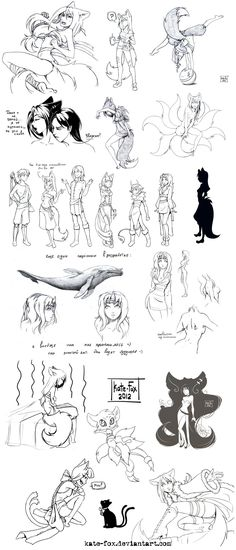 Kate-FoX's DeviantArt Gallery