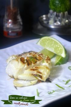 Fish Recipes, My Recipes, Healthy Recipes, Nordic Recipe, Mediterranean Recipes, Fish And Seafood, Food And Drink, Vegetarian, Yummy Food