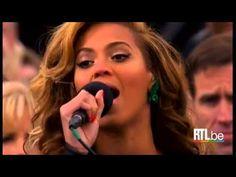 Beyonce - Amazing Grace