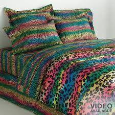 Need a rainbow leopard comforter asap!!