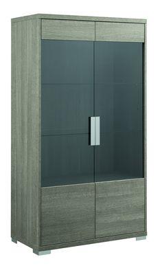 Modern Tivoli 2 Door Curio Cabinet By Alf Da Fre Creative Furniture Contemporary S