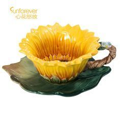 sunflower cups - Google Search