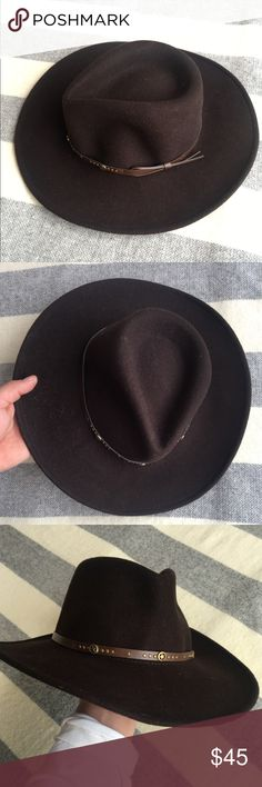 Cody James Hat Made in USA 🇺🇸 Cody James Wool hat. Clean basic design. Good condition - used. Reclaimed Vintage Accessories Hats