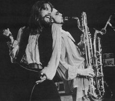 Bob Seger and the Silver Bullet Band, with Aldo Reed, 1976 Buffalo Memorial Aud