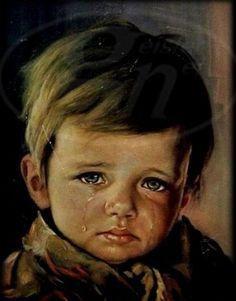 By Giovanni Bragolin (Bruno Amadio) (1911-1981), Italian painter.