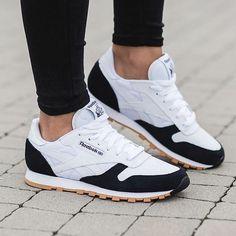 "498fbd757f3 Women s Shoes sneakers Kendrick Lamar x Reebok Classic Leather SPP ""Perfect  Split Pack"" – tenis de mujer"