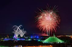 Millions Of Wishes Disney Fireworks, Fireworks Show, Disney Contemporary Resort, Aerial View, Walt Disney World, Things To Think About, Wish, Travel, Disney Castles