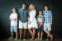 Michaelangelo's - family photography Family Photography, Portraits, Coat, Jackets, Fashion, Extended Family Photography, Down Jackets, Moda, Sewing Coat