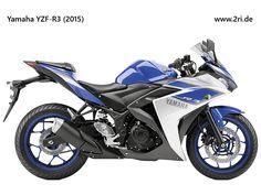 Yamaha YZF-R3 (2015)