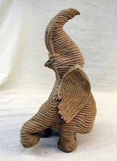 Eléphant à modeler