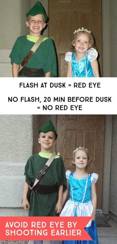 Photography 101 for Moms: Avoid Red Eye When You Have to Take Pictures of the Kids at Night- Red eyes in photos are one of those dreaded things that ruin an otherwise great picture. And guess what? You don't have to deal with red eye if you don't want to! Check out these super simple ways to avoid it. *saving this for later!