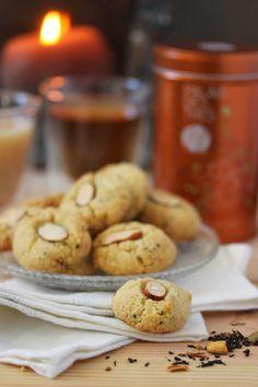 Biscuits indiens au thé chaï