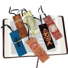 "Power of Praise Religious Bookmarks - OrientalTrading.com Could hand out to the residents as ""prizes"""