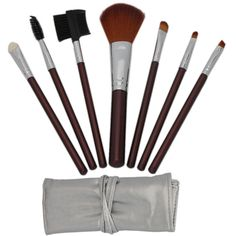 Professional Makeup Brush Set Only $3.53 PLUS FREE Shipping!