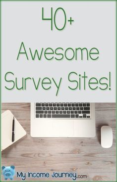 List of over 40 companies that are willing to pay you to take surveys! Sign up to make easy money working from home in your spare time!