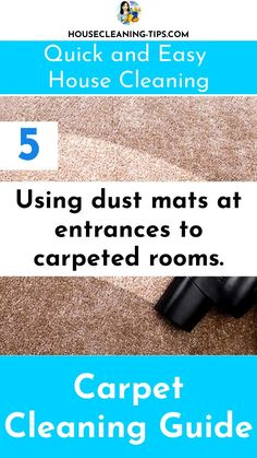The Carpet Cleaning Guide: Discover What It Takes To Keep Your Carpet Looking Good #carpetcleaning #carpetcleaningtips #vacuumcleaners How To Clean Carpet, Clean House, Cleaning Hacks, Easy, Rugs