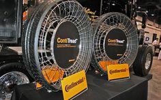 structure du pneu Continental