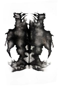 Rorschach Drawings by Rook Floro, via Behance