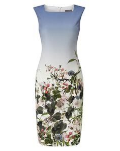 Phase Eight Alicia Floral Dress Multi