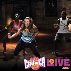 Feel the 'FLO' in this Caribbean, Reggae inspired dance-based workout that incorporates high energy, easy-to-follow choreography with intense cardio and strengthening exercises. Pon De Flo is a unique feel good workout that encourages body empowerment and freedom through dance, giving you permission to just let it FLO! #CrunchLive
