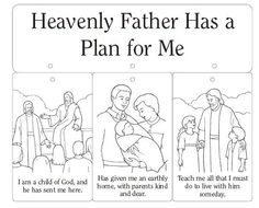 heavenly father has a plan for us -sunbeams