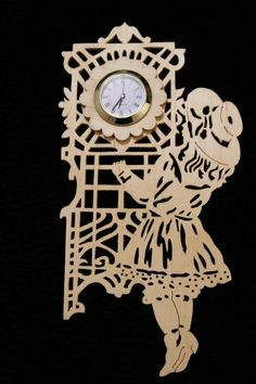"часы ""Проказница"""