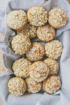 Nothing but Delicious: Toasted Oatmeal and Coconut Muffins
