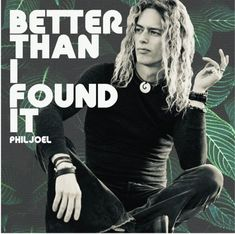Phil Joel to Release 'Better Than I Found It' EP | Christian Activities Phil Joel, Britpop, Center Stage, Christian Music, Pop Rocks, The Beatles, Comebacks, Songs, Activities