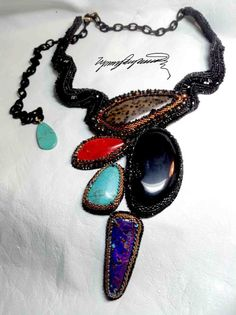 Leopard with Stones    created by Lynn Parpard One by LynnParpard, $2500.00