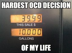 Pinstrosity: A Monday Laugh- i literally laughed out loud. This is soooo me. I would stare at that pump debating what to do. What would you do?
