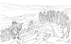 Jesus Chooses Twelve Disciples Coloring Page From Mission Period Category Select 28415 Printable Crafts Of Cartoons Nature Animals